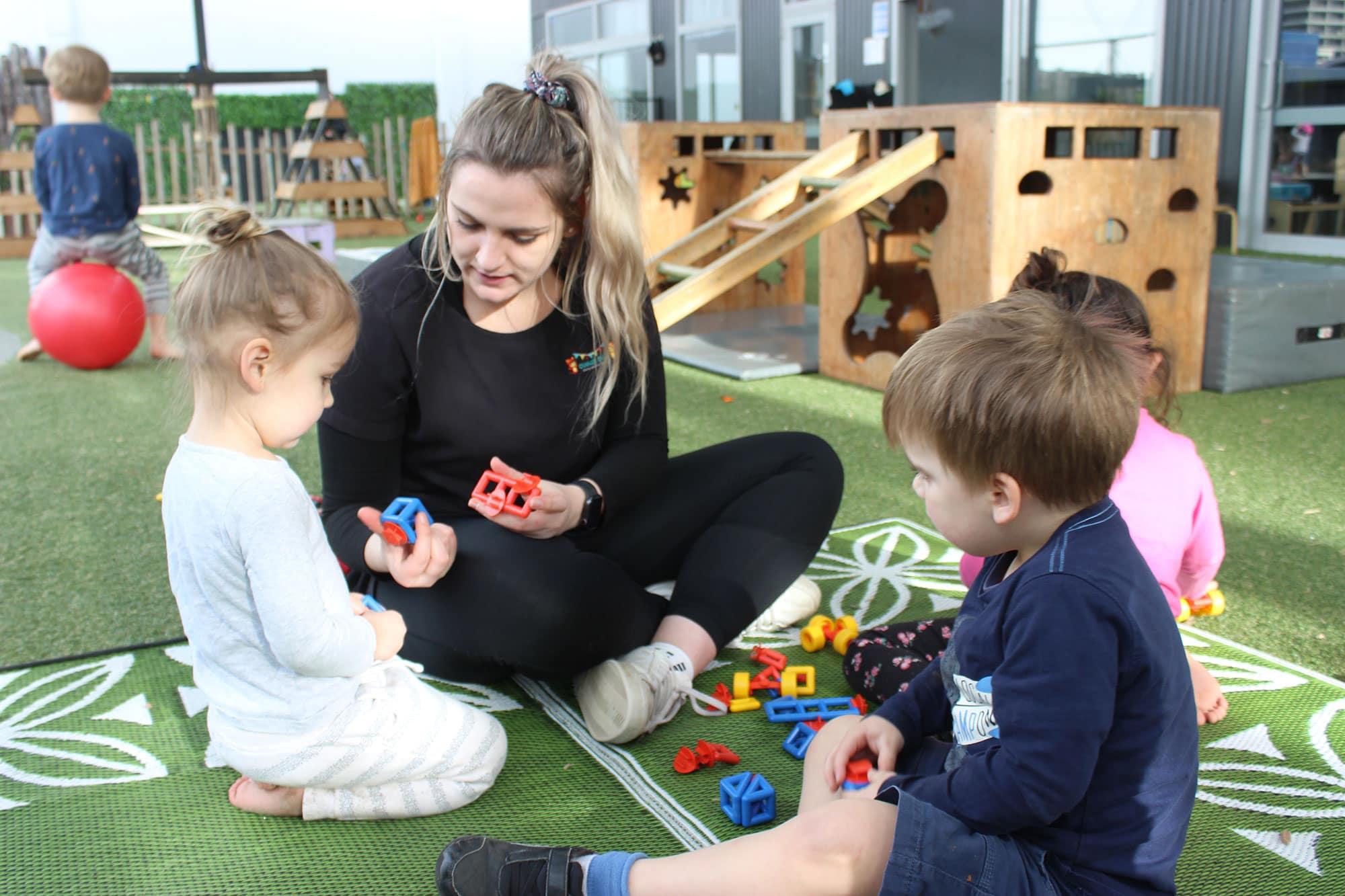 Tayla Kennerley - Early Childhood Teacher in Training