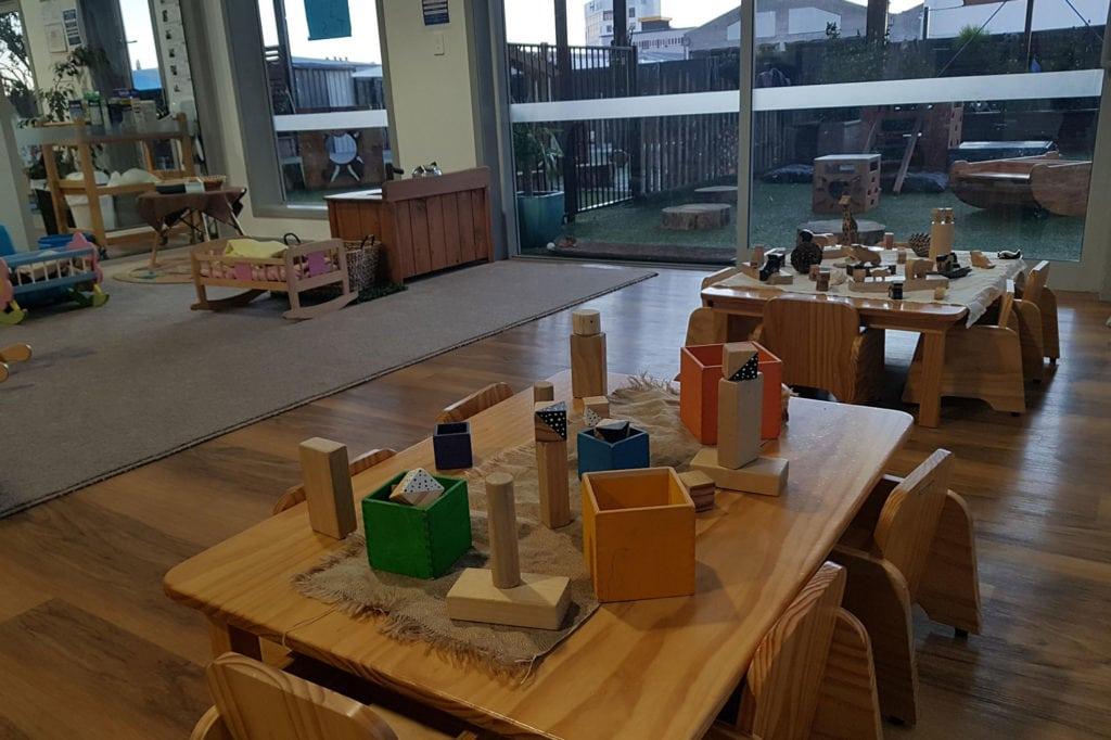 Interior photo of Hamilton Early Learning Centre