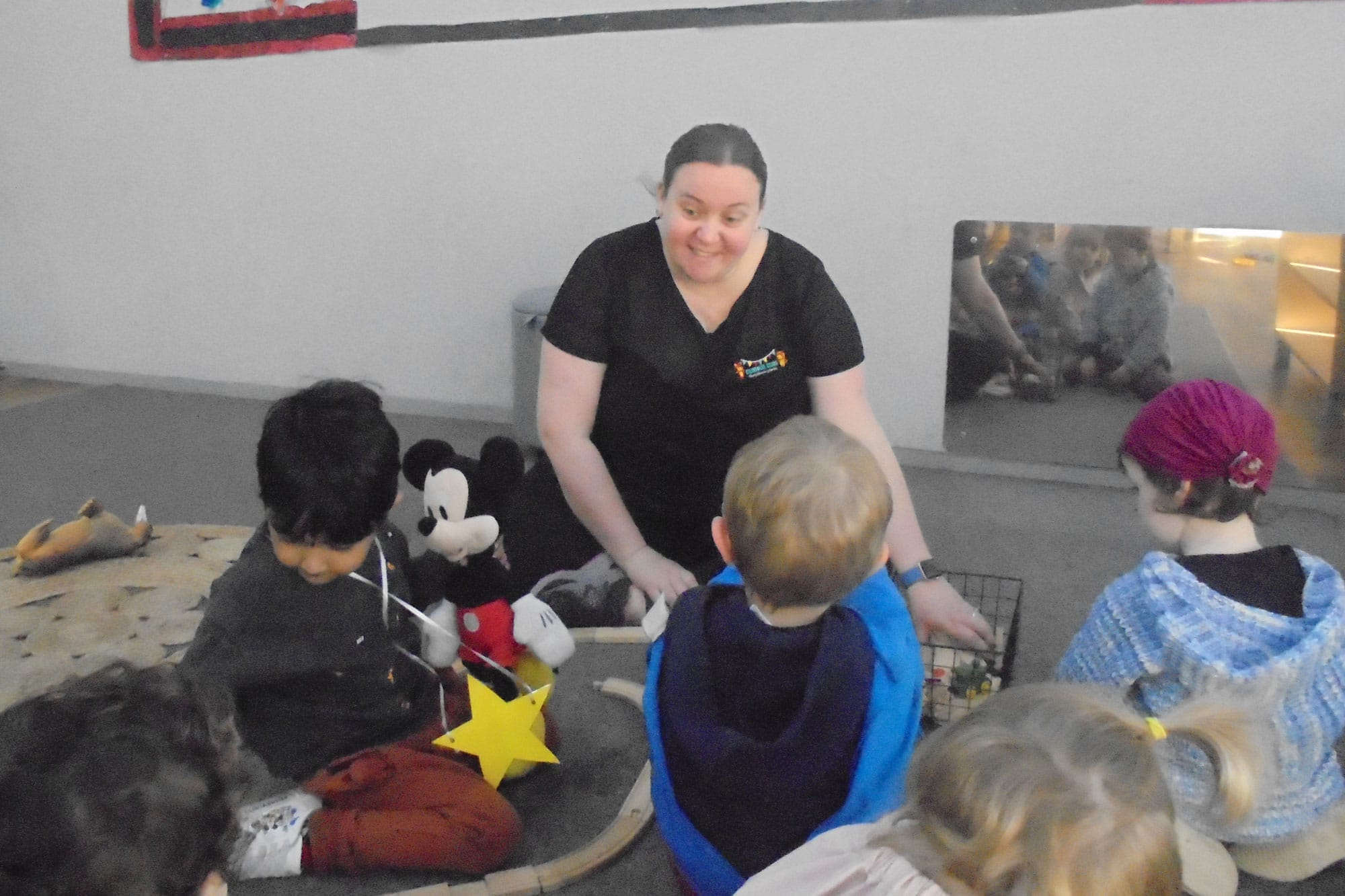 Carrie Roberts – Team Leader Tigers, Toddlers